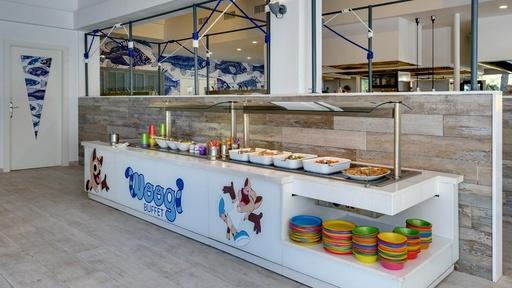 Minibuffet | Green Garden Aparthotel