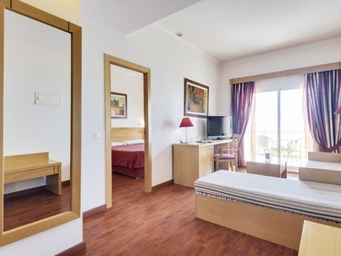 Junior Suite Garden Playanatural Hotel & Spa