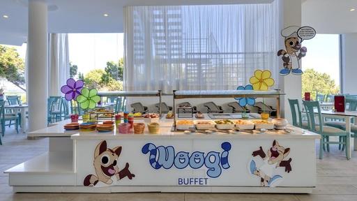 Minibuffet | Tropic Garden Aparthotel