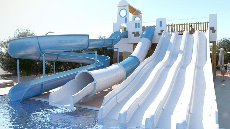 Parque Acuático | Cabogata Garden Hotel & Spa