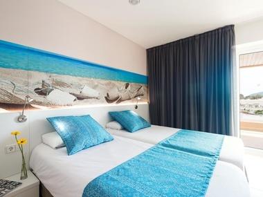 Standard Double Sea View Room Tropic Garden Aparthotel