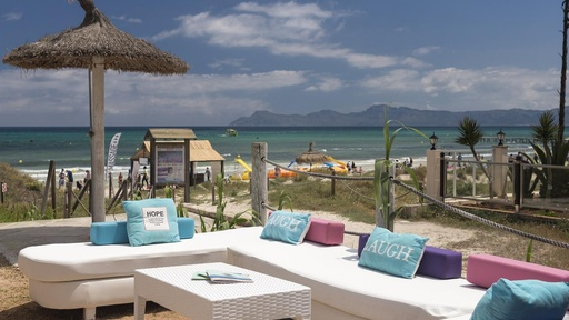 Samsara Beach Club | Playa Garden Selection Hotel & Spa