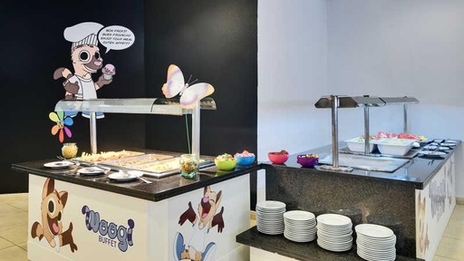 Marinda Garden Aparthotel | Minibuffet