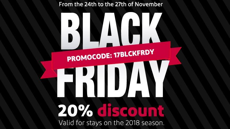 Garden Hotels | Black Friday 2017
