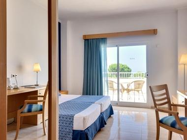 Habitación Doble Uso Individual Vista Mar Sentido Garden Playanatural Hotel & Spa
