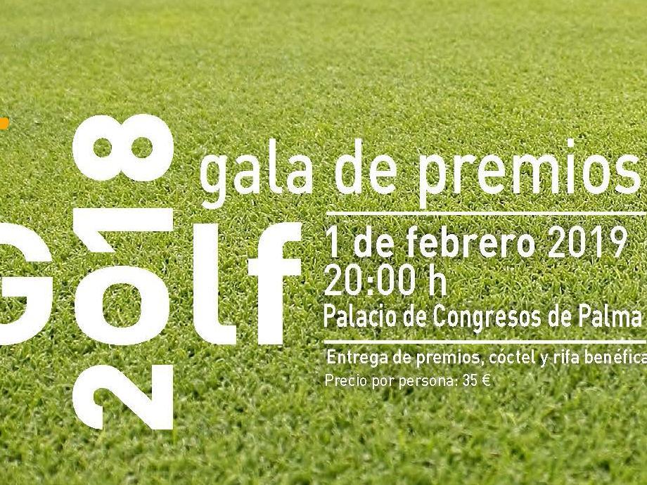 Garden Hotels, presentes en la Gala Anual del Golf Balear