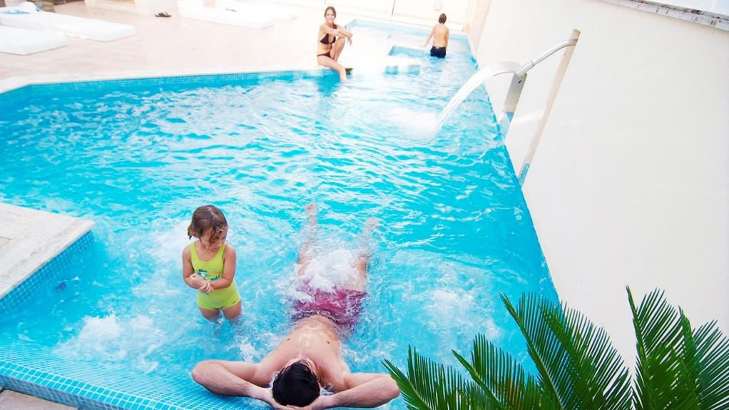 Spa, wifi gratis y diversión en familia… ¿Qué más se puede pedir?