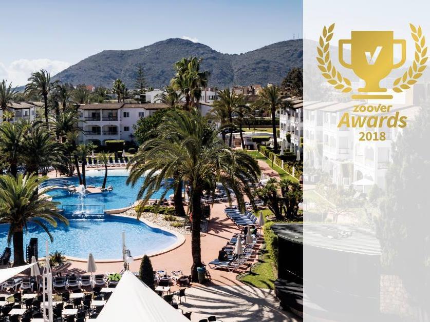 El Alcudia Garden Aparthotel gana el Gold Zoover Award por sus excelentes puntuaciones