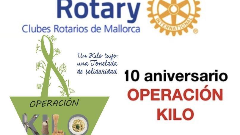 Garden Hotels colabora con la campaña Operación Kilo