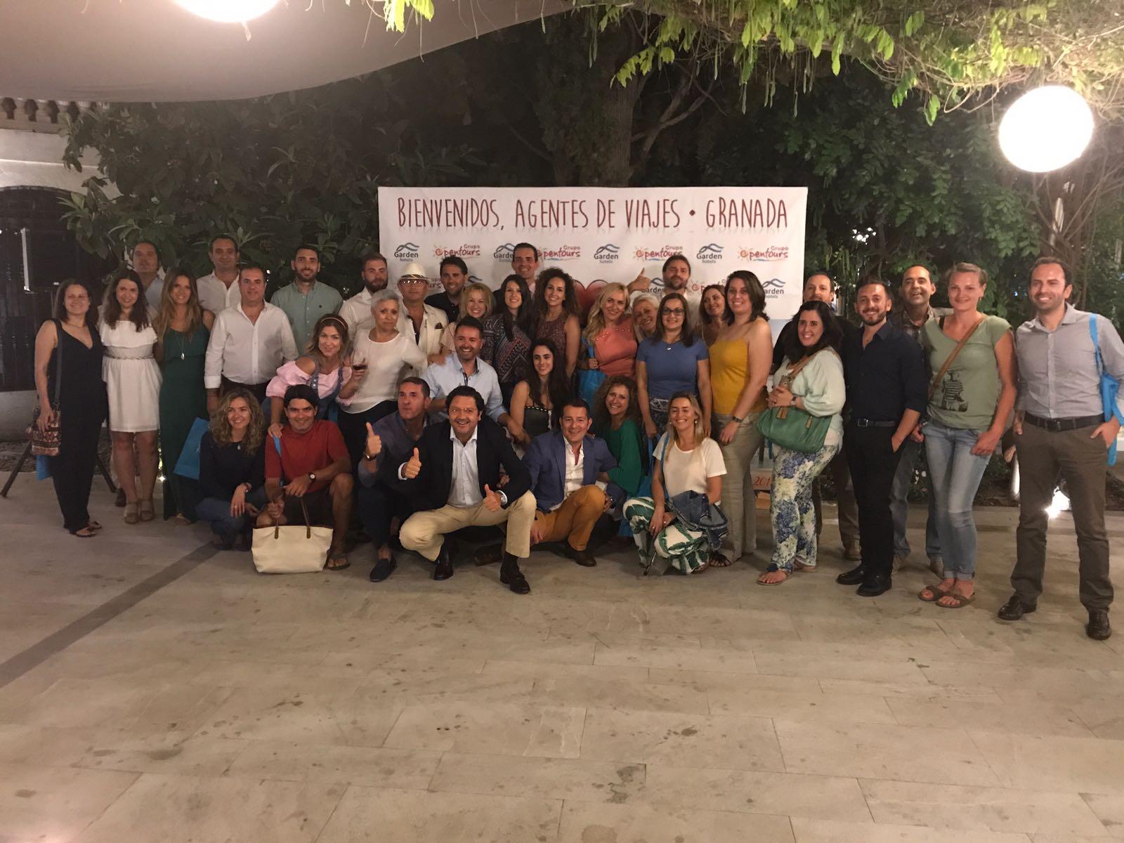 Garden Hotels presenta en Granada las novedades de sus hoteles en 2017