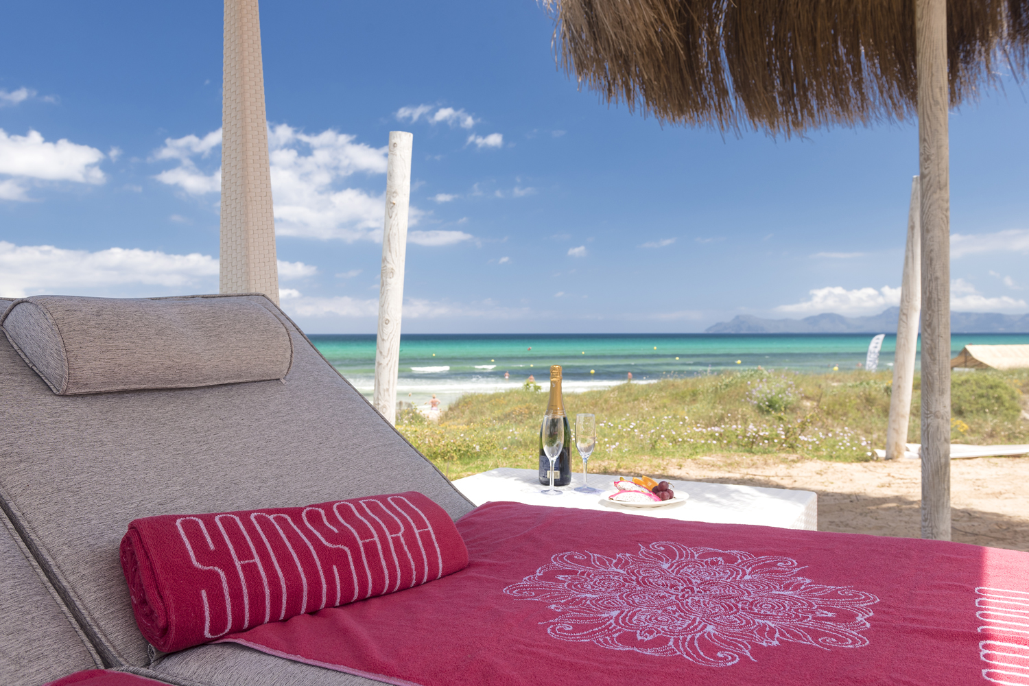 Come to Samsara Beach Club… We are now open!