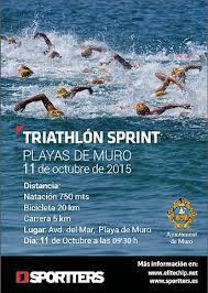 Sprint Triathlon Playa de Muro, ready, set, go!