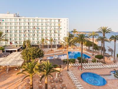 Sirenis Hotel Goleta Ibiza Instalaciones