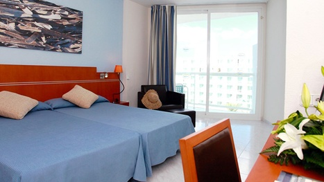 Sirenis Hotel Tres Carabelas Ibiza double room single use