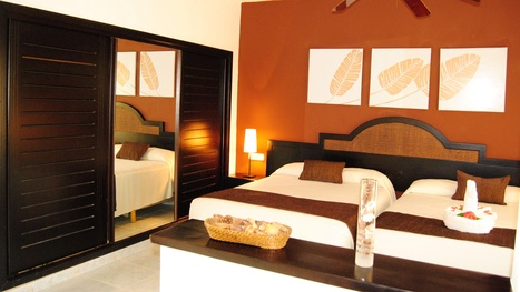 Sirenis Punta Cana Resort República Dominicana Junior Suite Superior Open Plan