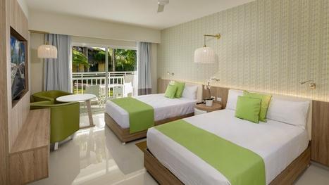 Sirenis Cocotal Beach Resort Punta Cana habitación doble con dos camas