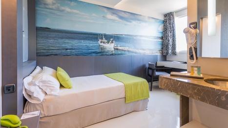 Sirenis Hotel Tres Carabelas Ibiza habitación individual superior