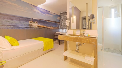 Sirenis Hotel Tres Carabelas Ibiza superior single room