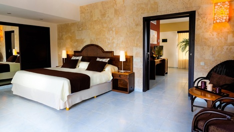 Sirenis Punta Cana Resort Dominikanische Republik Superior Suite
