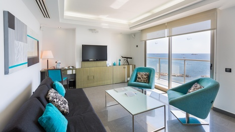 Sirenis Hotel Goleta Ibiza Grand Suite Room