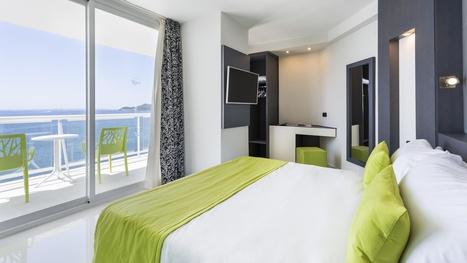 Sirenis Hotel Tres Carabelas Ibiza habitación Junior Suite Superior