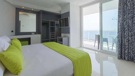 Sirenis Hotel Tres Carabelas Ibiza superior Junior Suite room