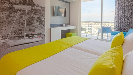Sirenis Hotel Tres Carabelas Ibiza superior double room single use
