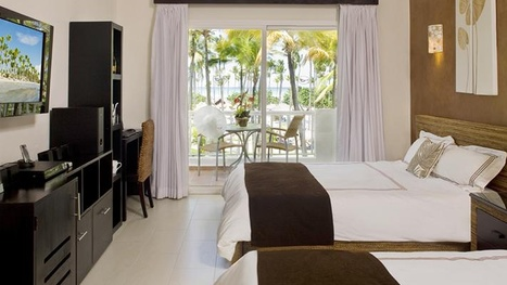 Sirenis Punta Cana Resort Dominican Republic Superior Junior Suite Club Premium Room