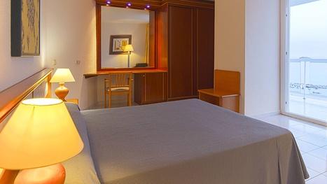 Sirenis Hotel Tres Carabelas Ibiza habitación Junior Suite