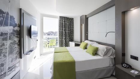 Sirenis Hotel Tres Carabelas Ibiza habitación adaptada
