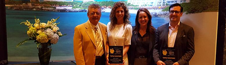 Golden Apple Award 2016