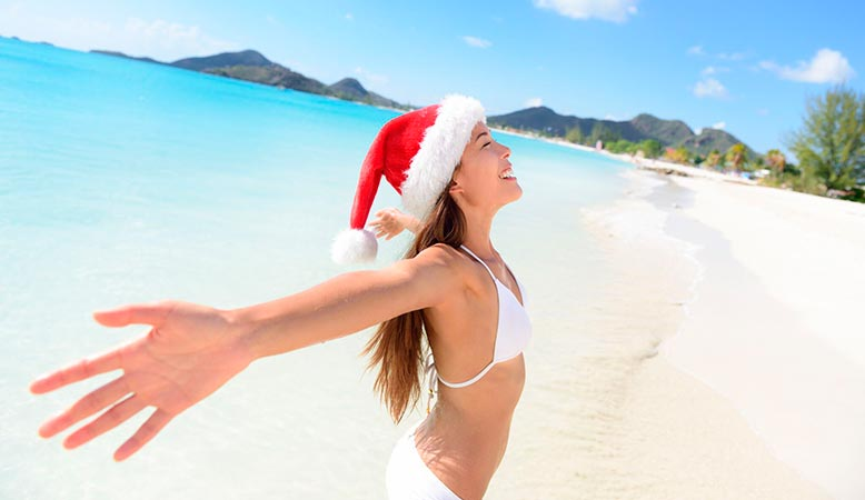Christmas in the Caribbean with Sirenis Hotels & Resorts
