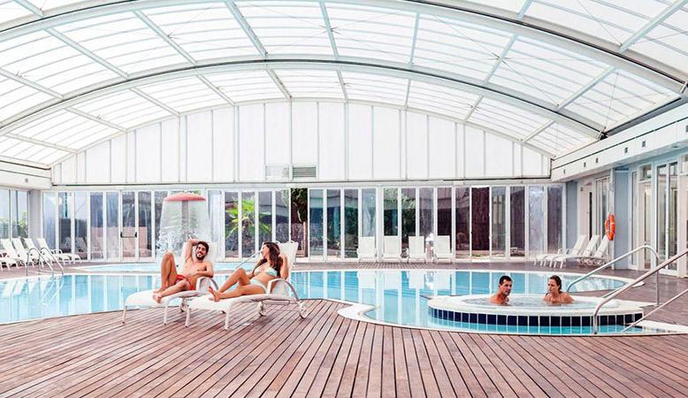 Vital Spa Sirenis: Tu oasis de relax en Ibiza