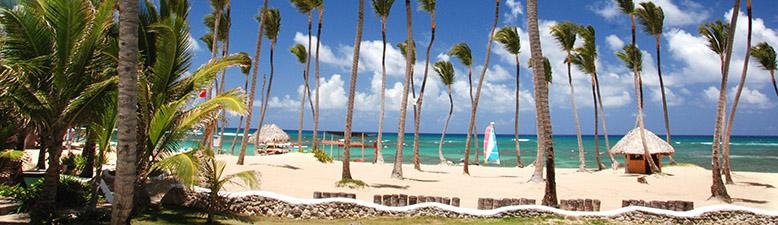 Schneller Fahrt zum Sirenis Hotel in Punta Cana