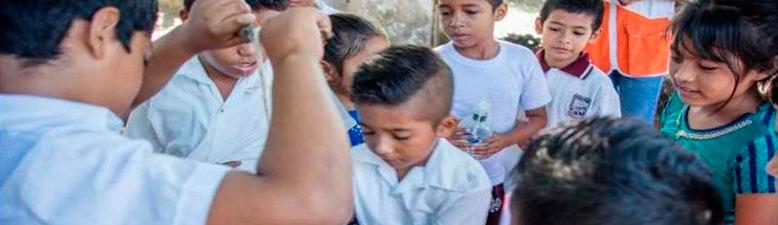 Sirenis Premium Travelers en apoyo a los niños