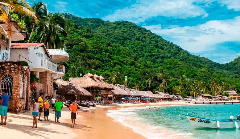 5 planes inolvidables para conocer Riviera Nayarit este 2018