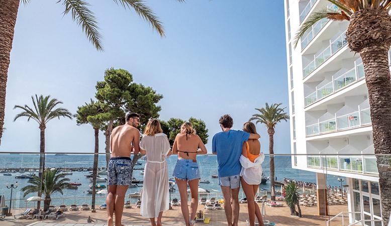 Los 9 mejores momentos de este verano en Ibiza con Sirenis