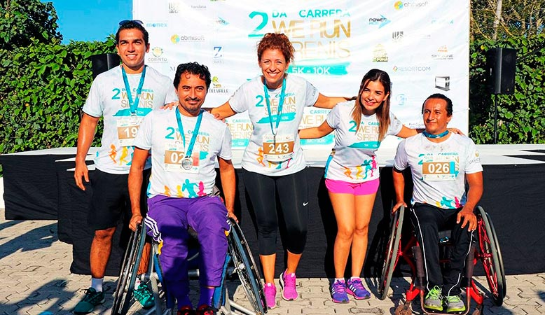 "III Carrera Solidaria ""WE RUN SIRENIS"""