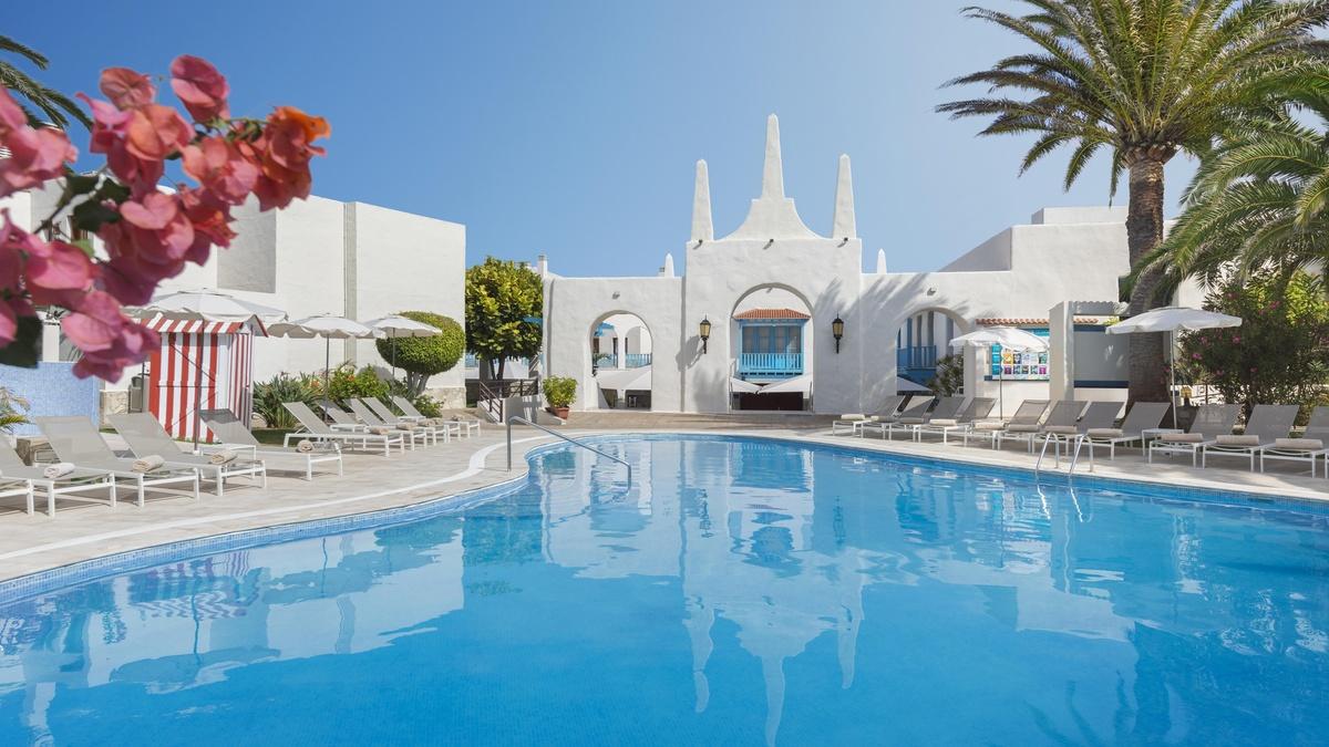 Pool Hotel Corralejo Fuerteventura