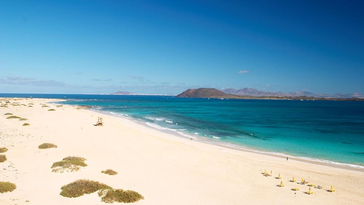Parque Natura las Dunas de Corralejo Hotel Fuerteventura