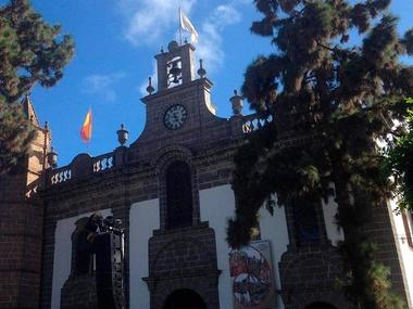 Teror Gran Canaria Markt