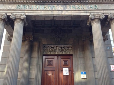 Bibliothek Gran Canaria