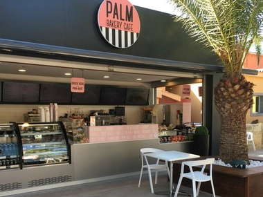Palm Bakery Cafe