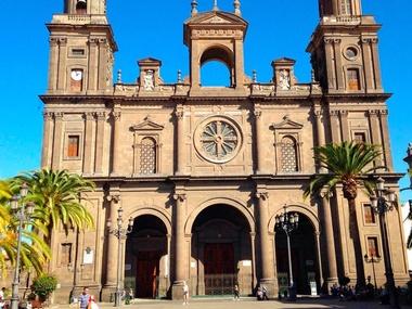 cathédrale las palmas de gran canaria