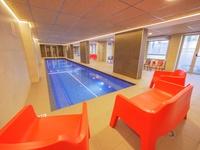 hotel actividades acuaticas Costa Dorada piscina