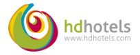 Logo HD Hotels
