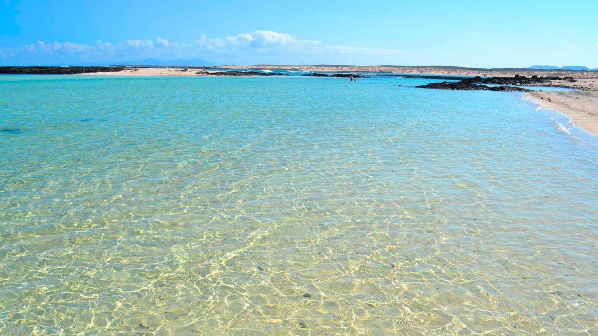 Playas Aguas Turquesa Cotillo