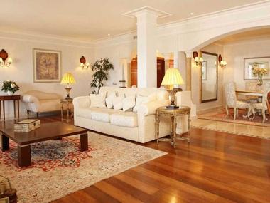 Suite Real - Salón | Gran Hotel Atlantis Bahía Real