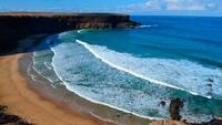 Playas Aguas Turquesa Esquinzo