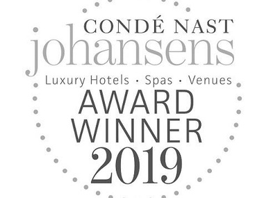 Conde Nast Award Winner 2019